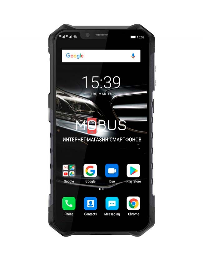 Ulefone Armor 6e IP68 Black