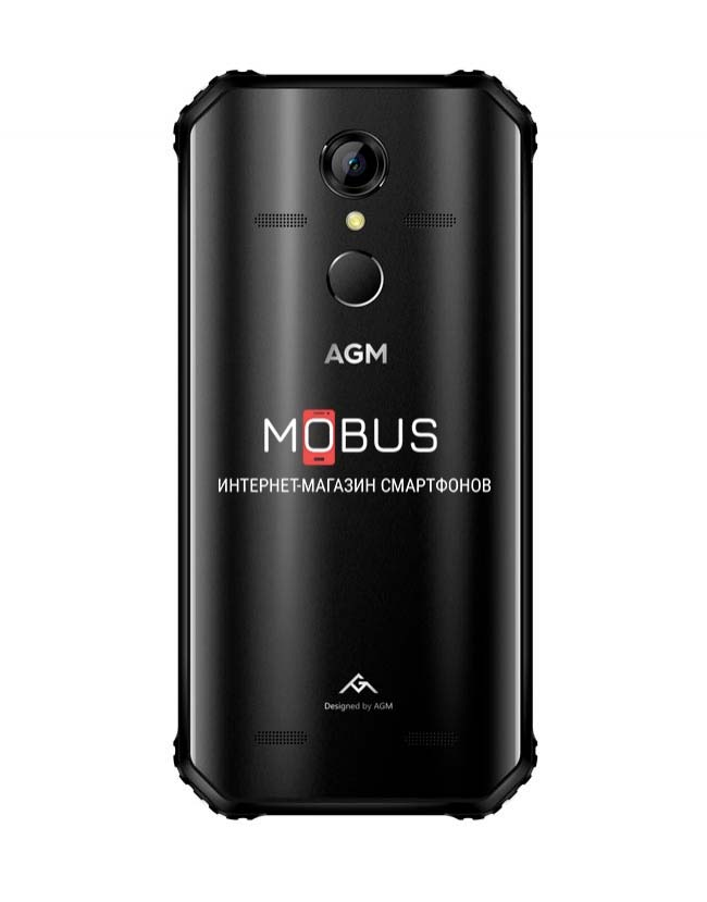 AGM A9 IP68 Black