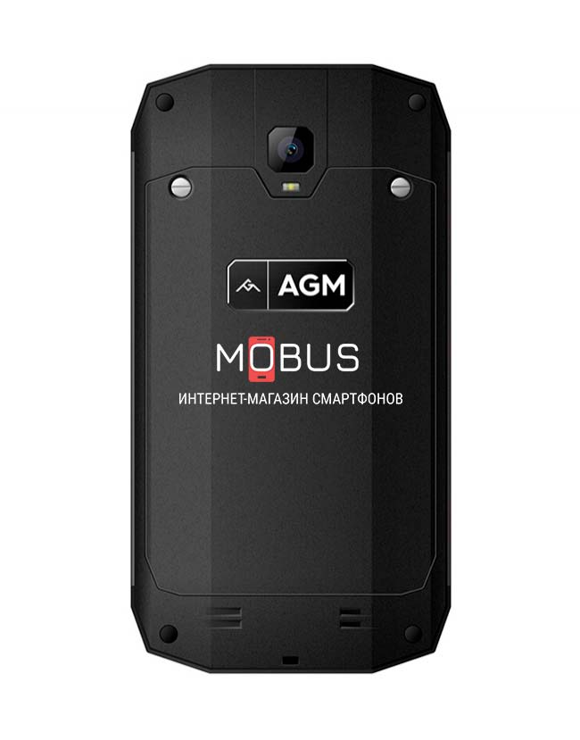 AGM A1Q IP68 Black 4/64GB