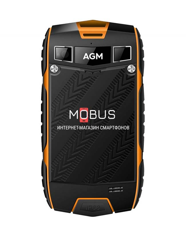 AGM A7 IP68 Orange 2/16GB