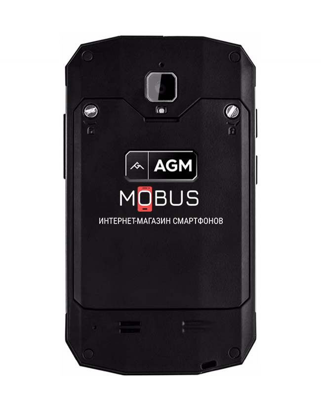 AGM A8 Mini IP68 Black 2/16GB