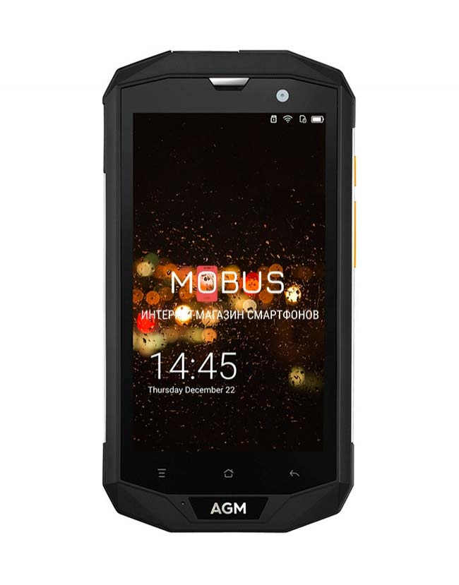AGM A8 IP68 Black 2/16GB