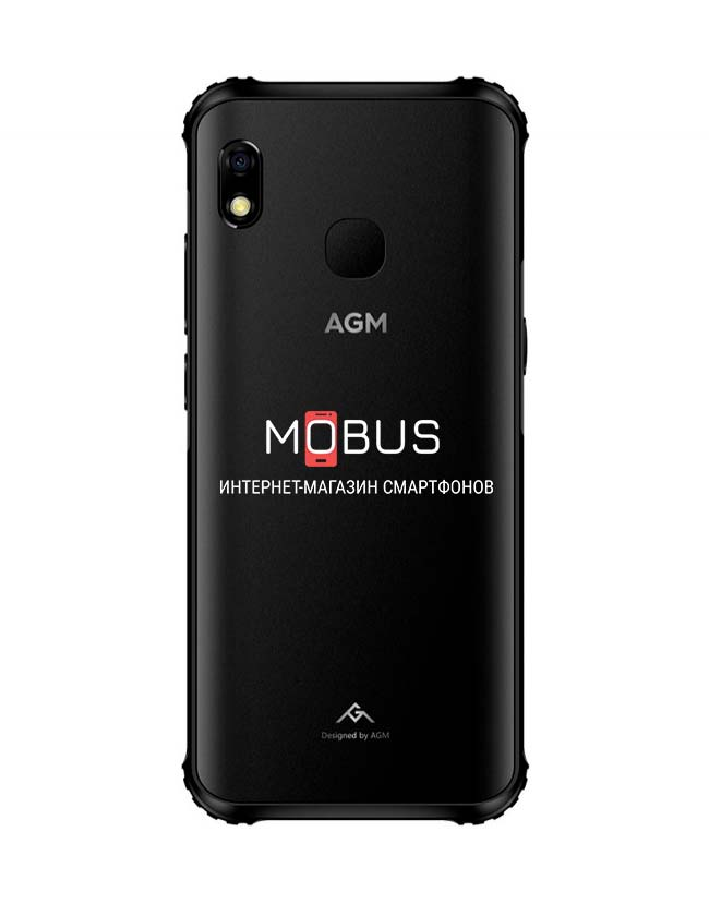 AGM A10 IP68 Black 3/32GB