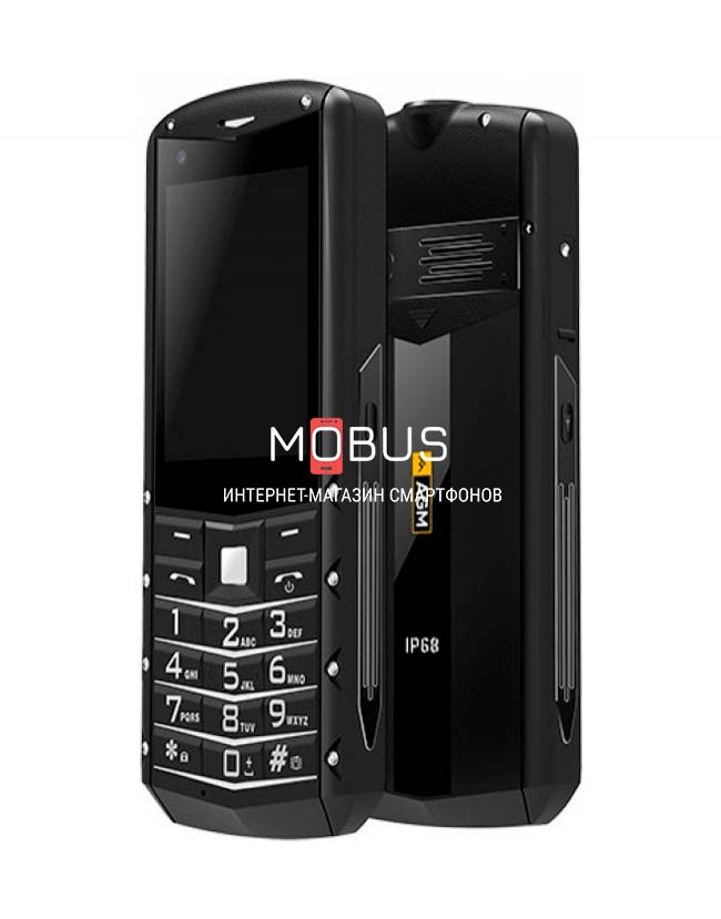 AGM M5 IP68 Black