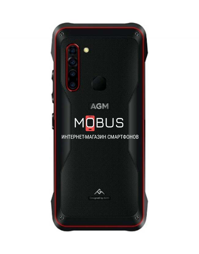 AGM X5 8/256GB Black 5G