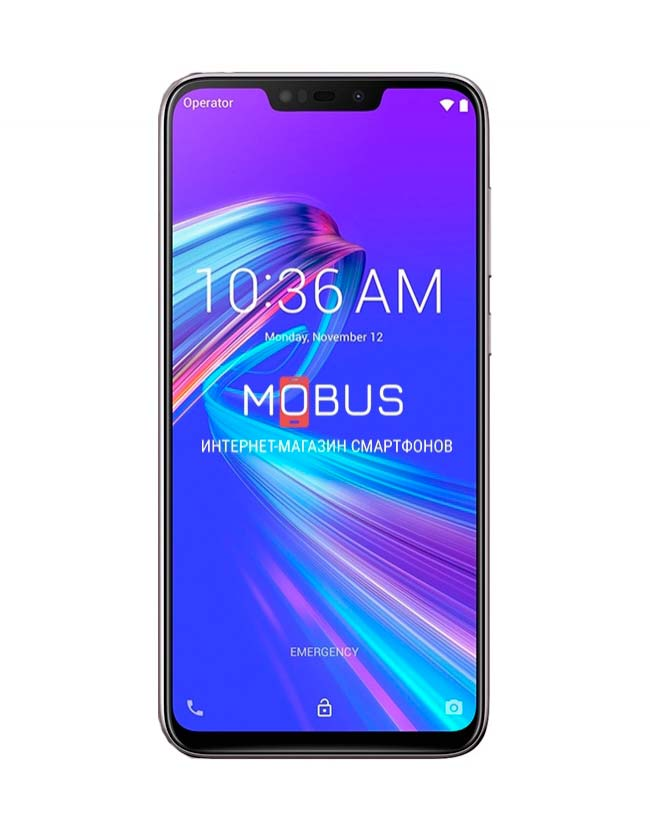 Asus Zenfone Max M2 ZB633KL 3/32GB Silver