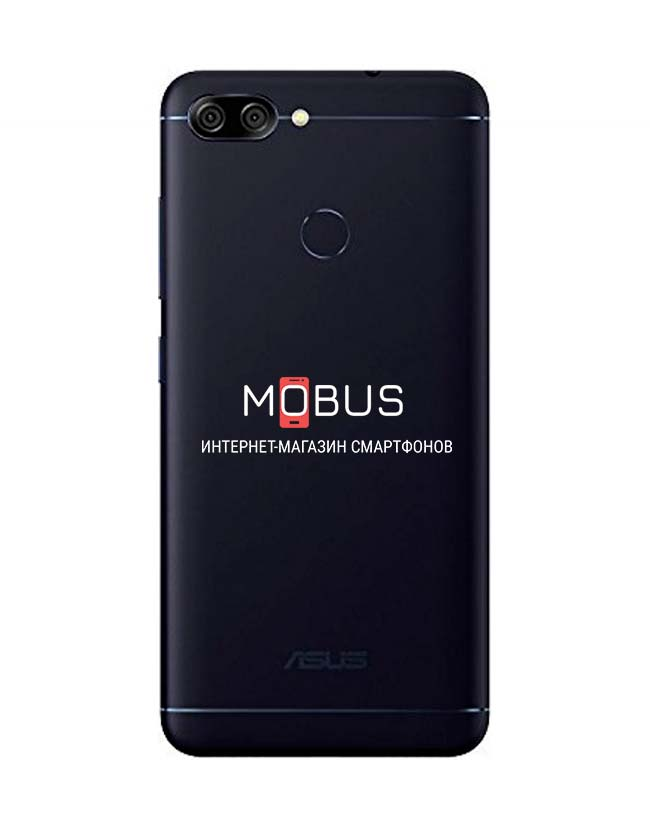 Asus Zenfone Max Plus M1 ZB570TL 4/64GB Black