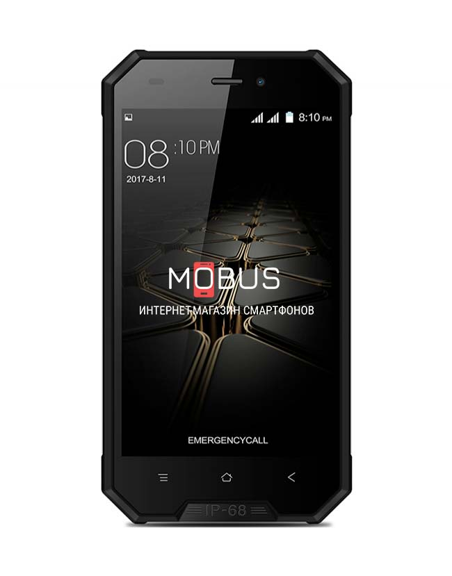 Blackview BV4000 Pro IP68 Black