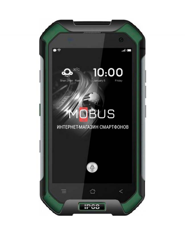 Blackview BV6000 IP68 Green