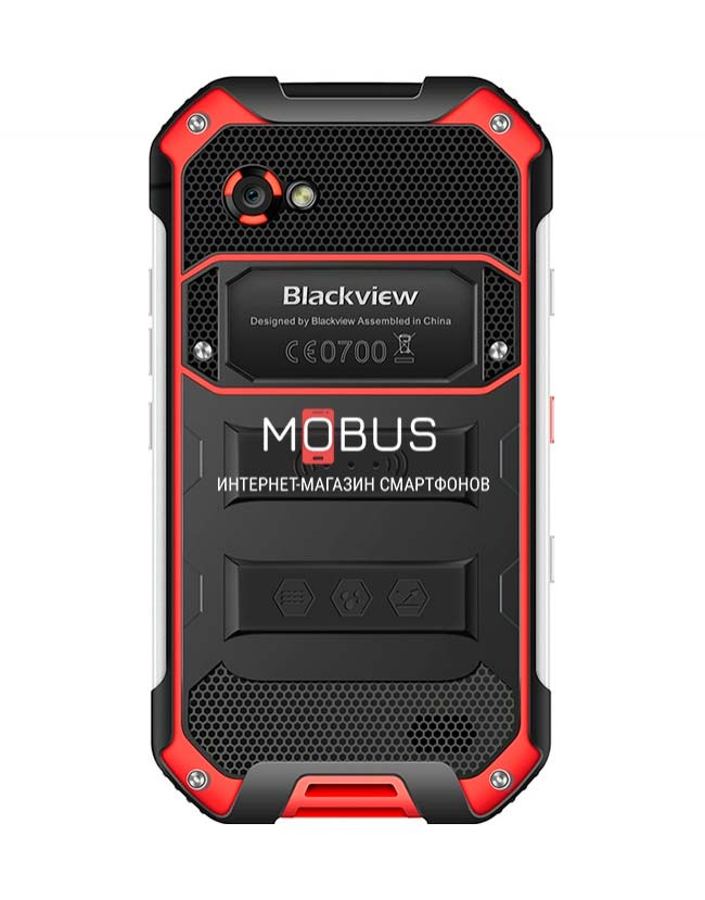 Blackview BV6000 IP68 Red