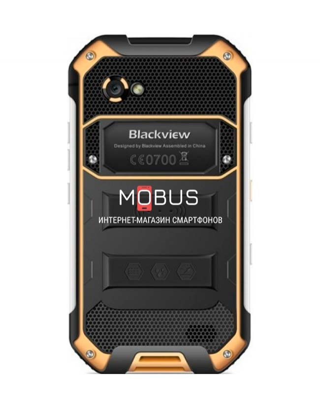 Blackview BV6000 IP68 Yellow