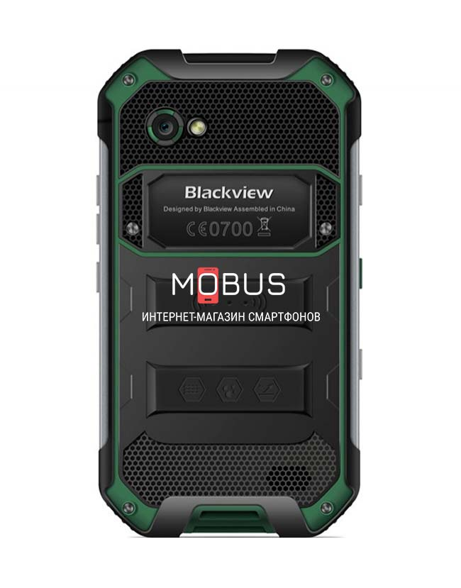 Blackview BV6000s IP68 Green
