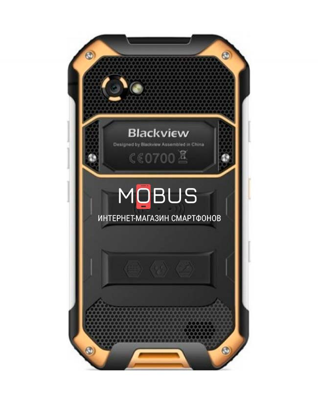 Blackview BV6000s IP68 Yellow