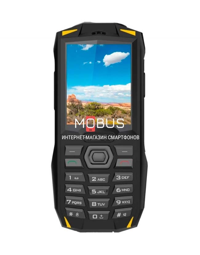 Blackview BV1000 IP68 Yellow