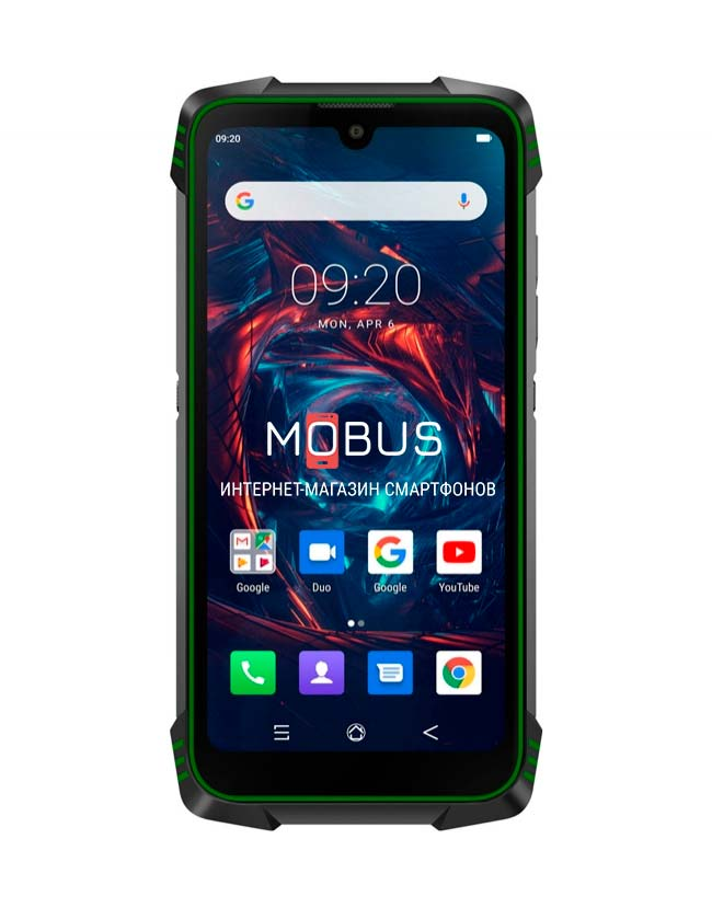 Blackview BV6900 4/64GB Green