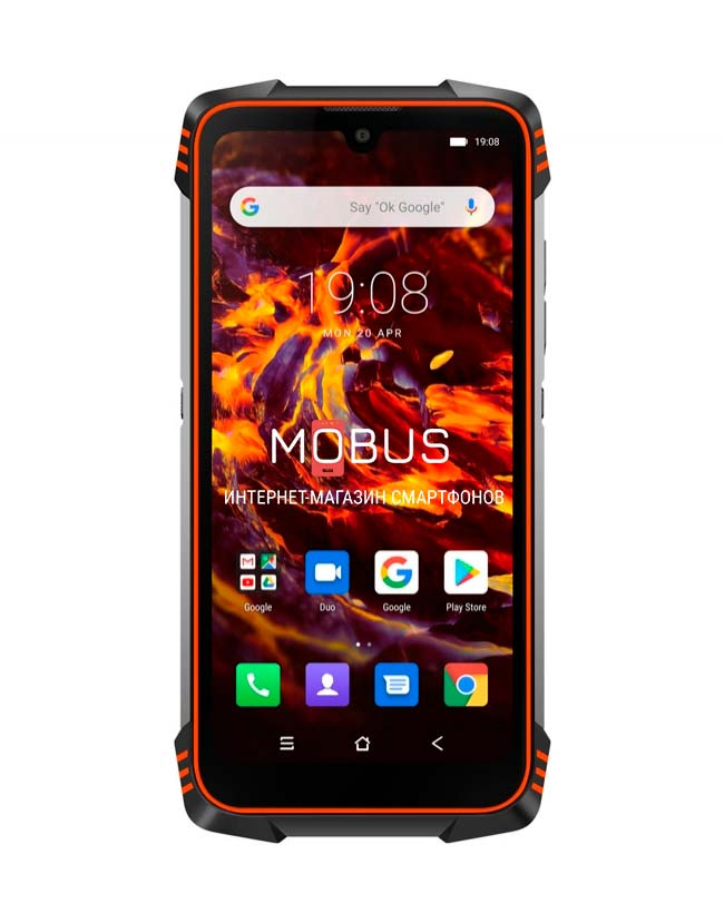 Blackview BV6900 4/64GB Orange