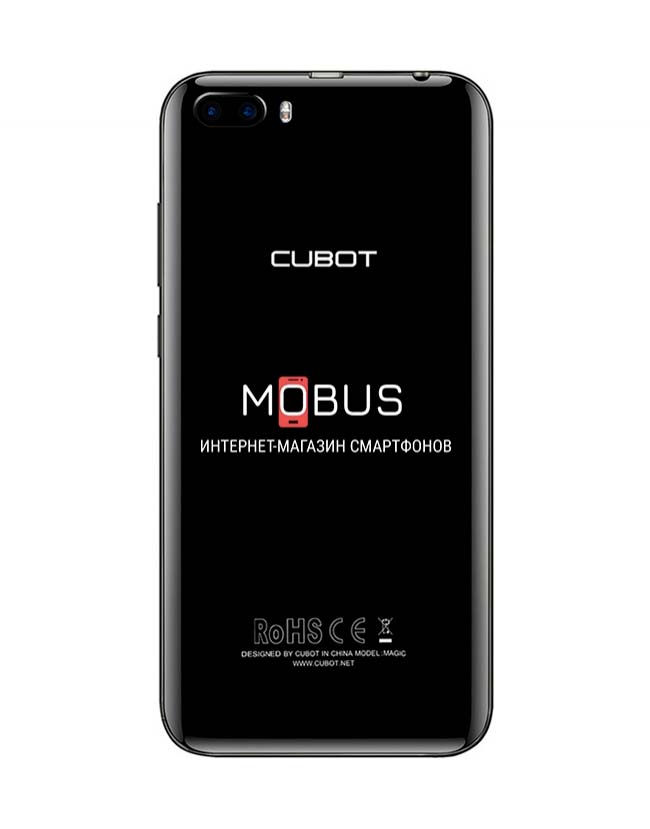 Cubot Magic Black