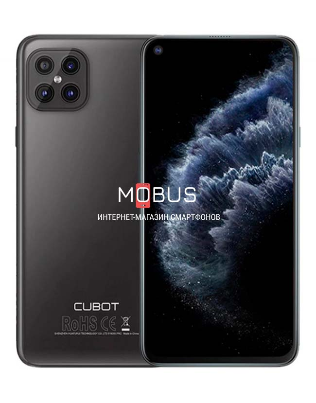 Cubot C30 8/128GB Black