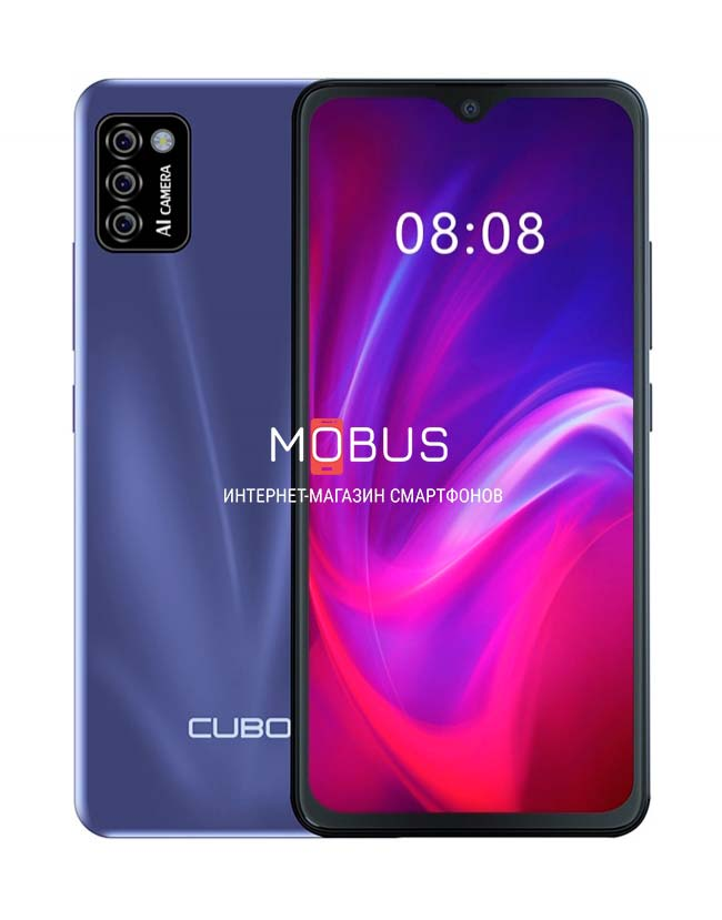 Cubot J8 2/16GB Blue