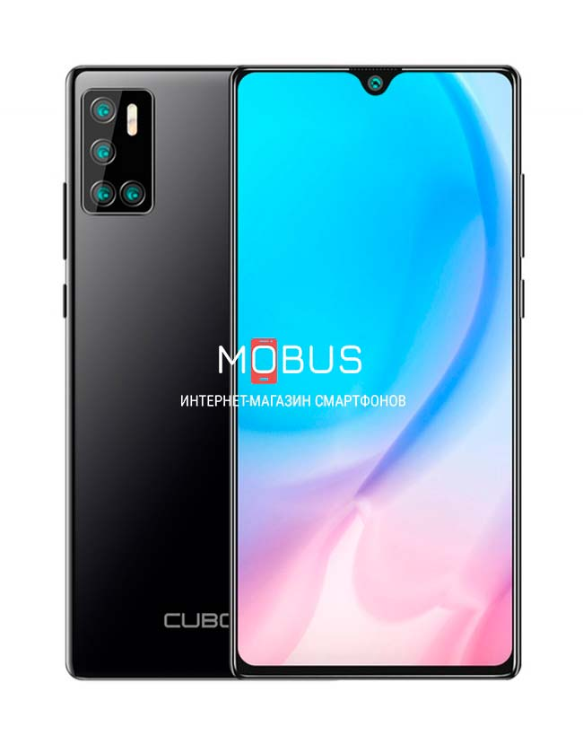 Cubot J9 2/16GB Black