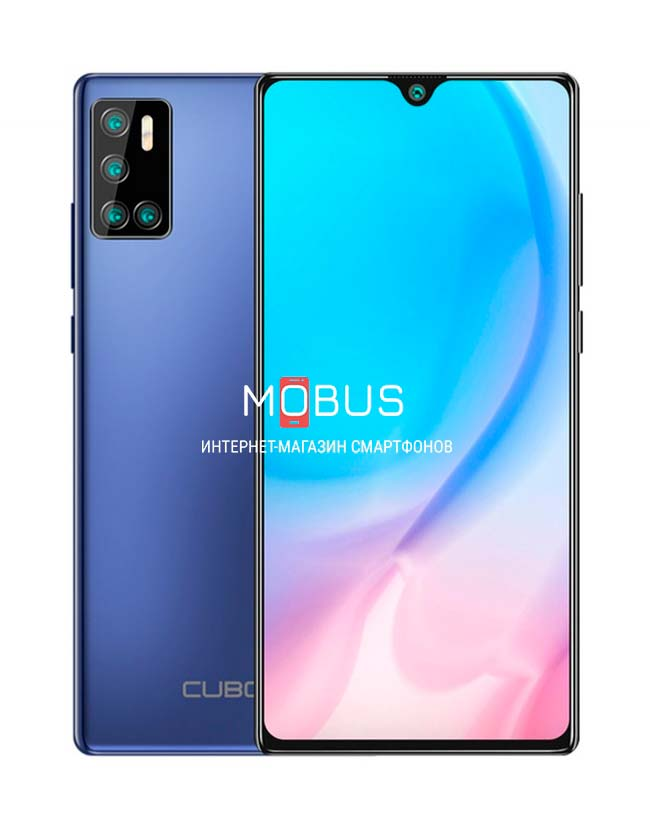 Cubot J9 2/16GB Blue