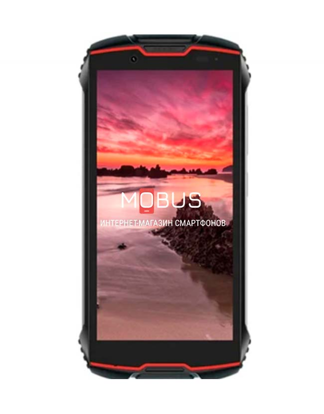 Cubot King Kong Mini 2 IP68 Black-Red