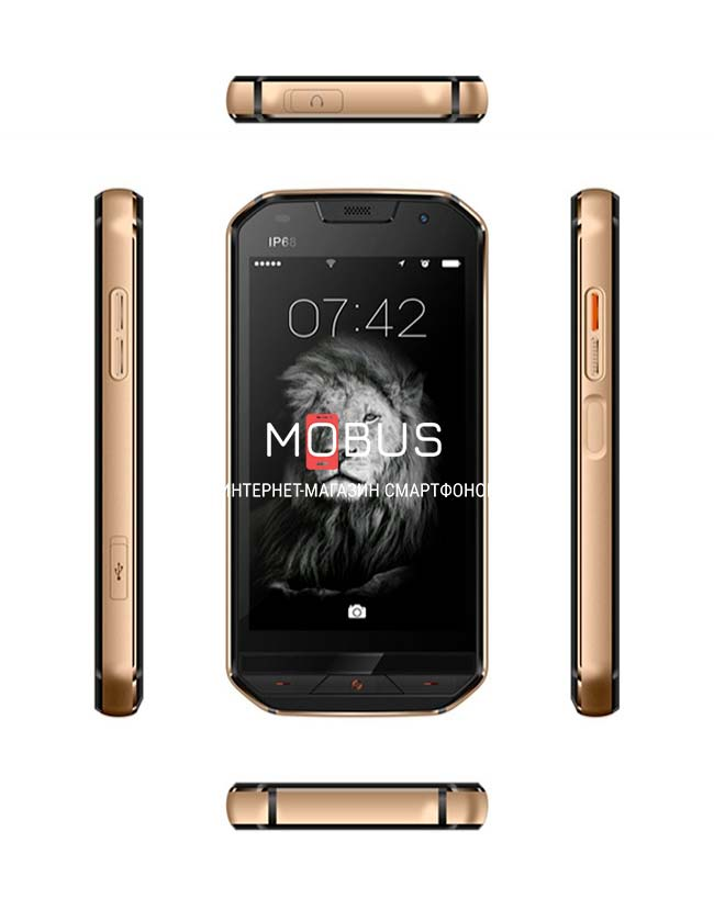Doogee S30 IP68 Gold