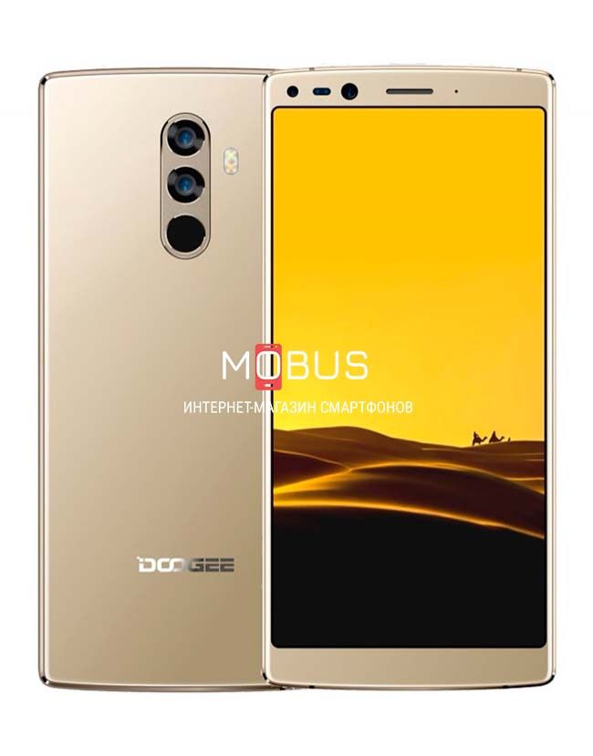 Doogee Mix 2 6/64gb Gold