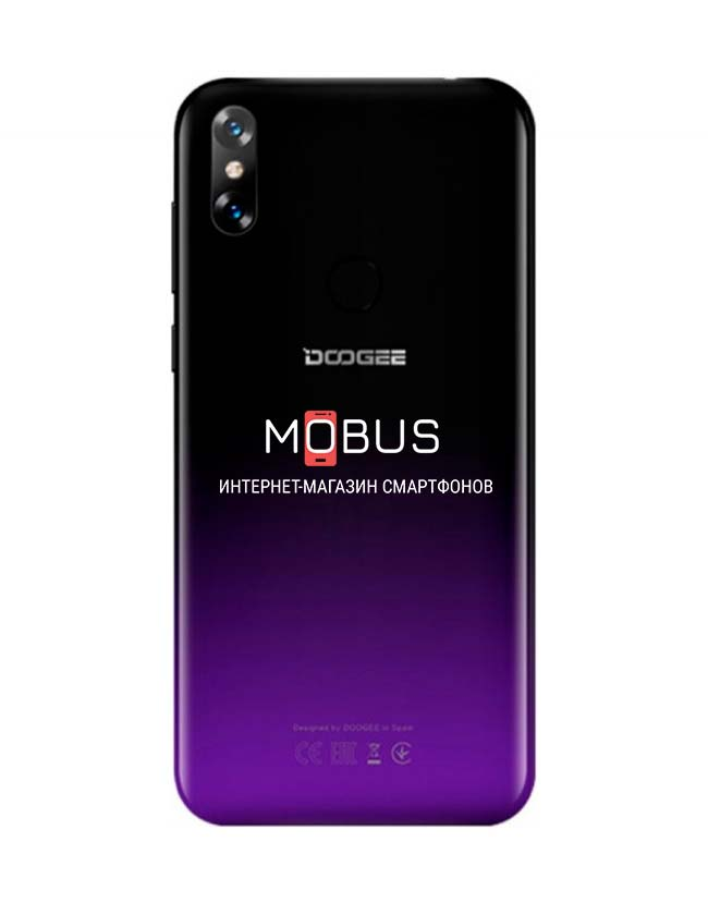 Doogee X90L 3/16GB Purple