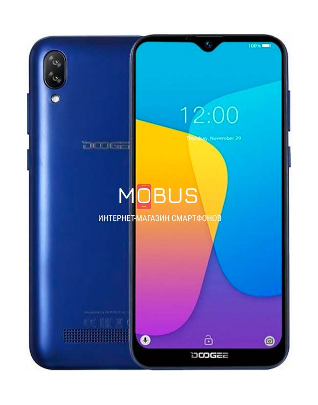Doogee X90 1/16GB Blue