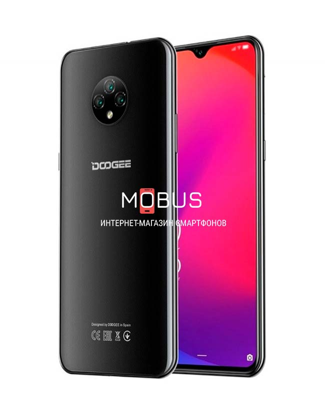 Doogee X95 2/16GB Black