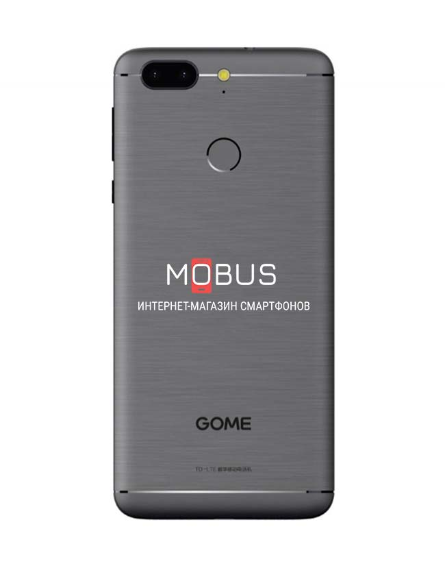 Gome S7 4/64GB Gray