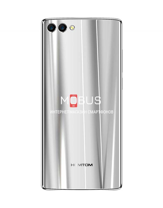 Homtom S9 Plus Silver
