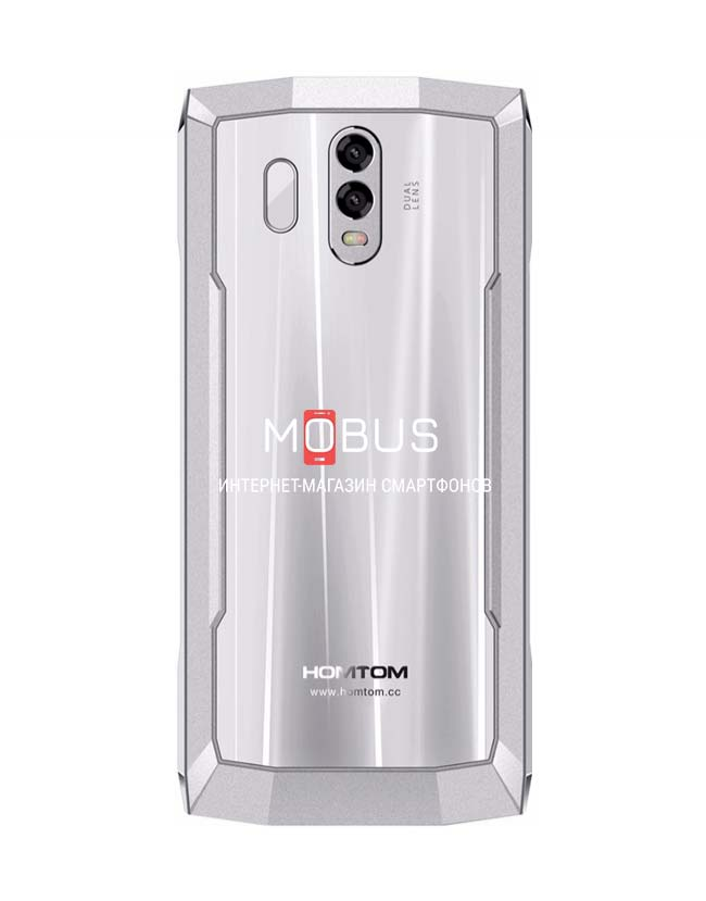 HomTom HT70 Silver 10000mA/h!