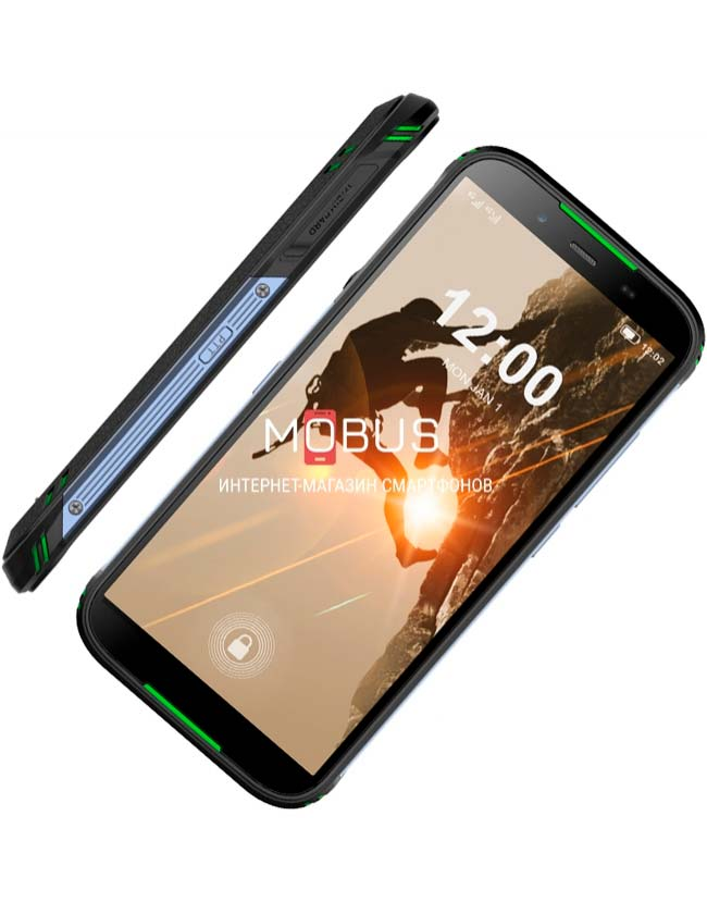 Homtom HT80 Green IP68