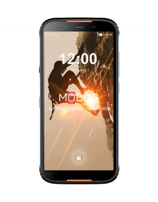 Homtom HT80 Orange IP68
