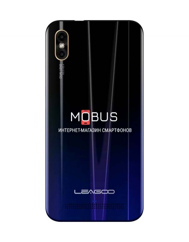 Leagoo M12 Twilight Black