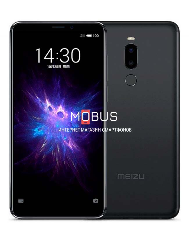 Meizu Note 8 4/64GB Black Global