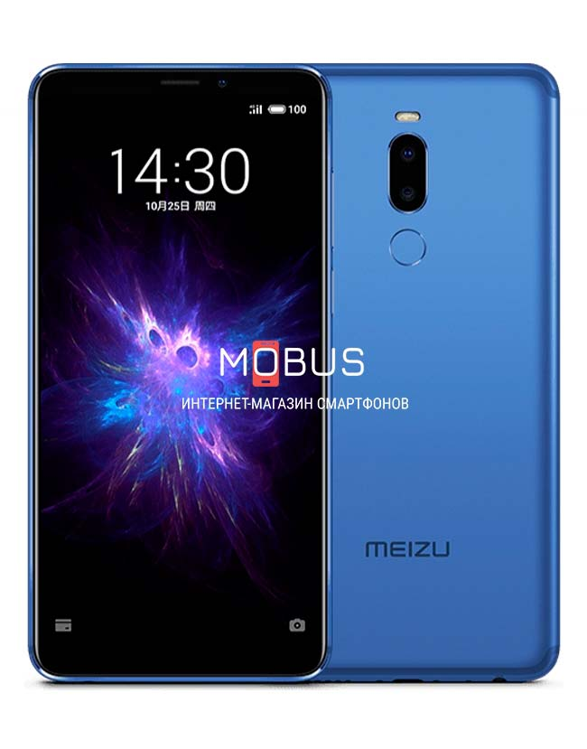 Meizu Note 8 4/64GB Blue Global