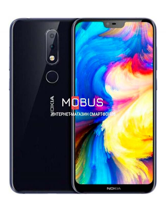 Nokia 6.1 Plus (Nokia x6) 4/64GB Blue