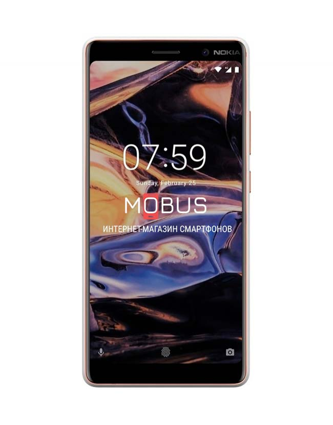 Nokia 7 Plus 4/64GB White