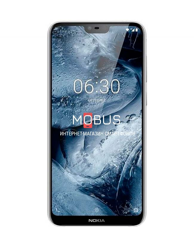 Nokia X6 6/64GB White