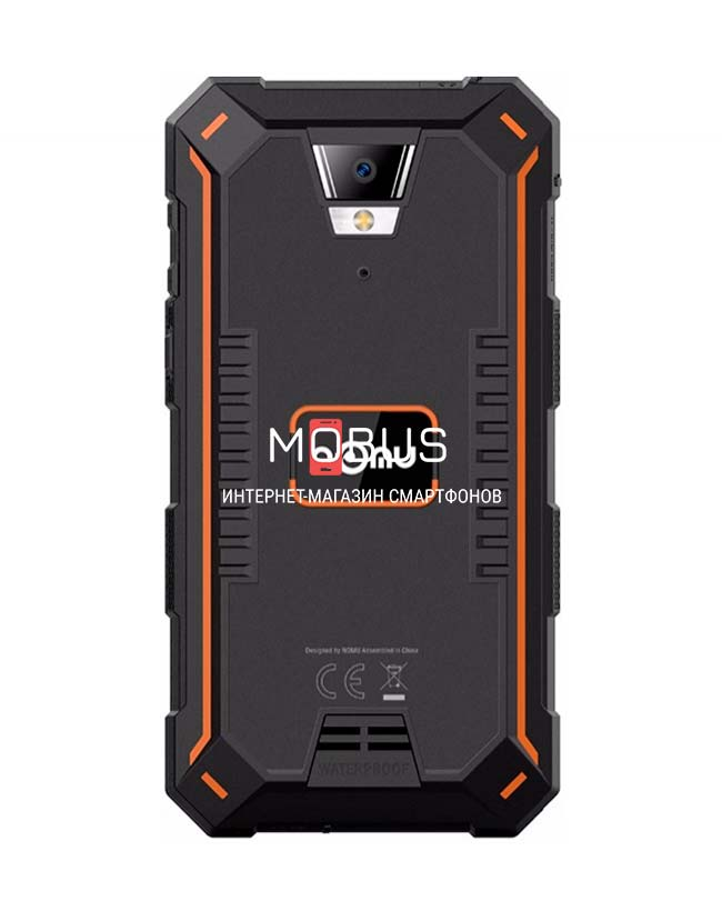 Nomu S10 Pro IP68 Orange