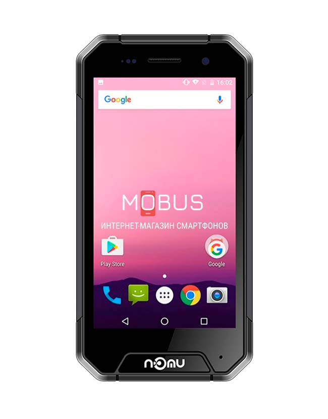 Nomu S30 Mini IP68 Gray 3/32GB