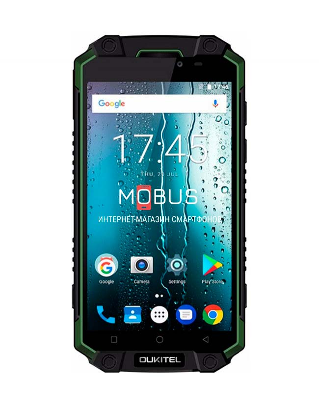 Oukitel K10000 Max IP68 Green