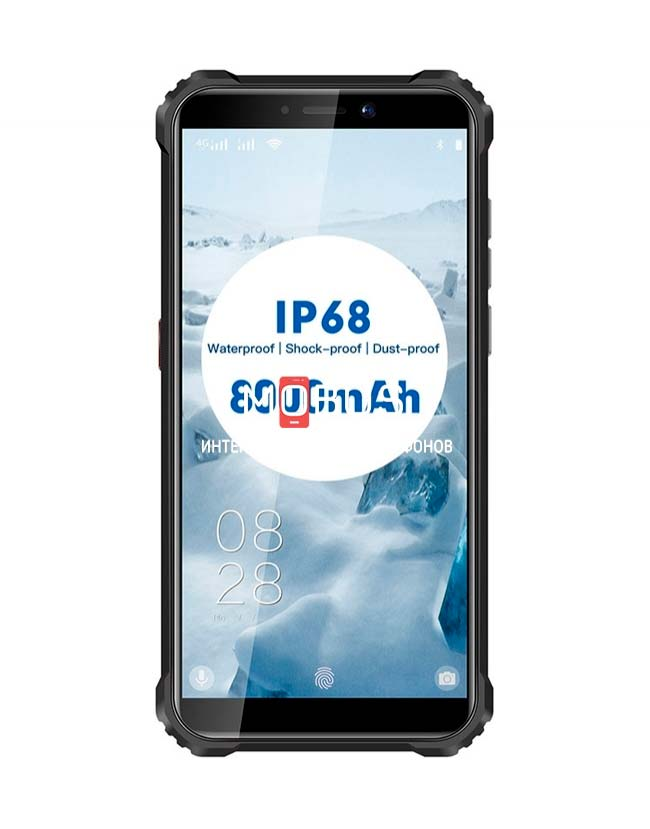 Oukitel WP5 Pro 4/64GB Black IP68