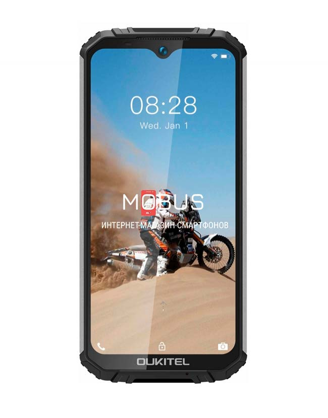 Oukitel WP6 IP68 4/128GB Black