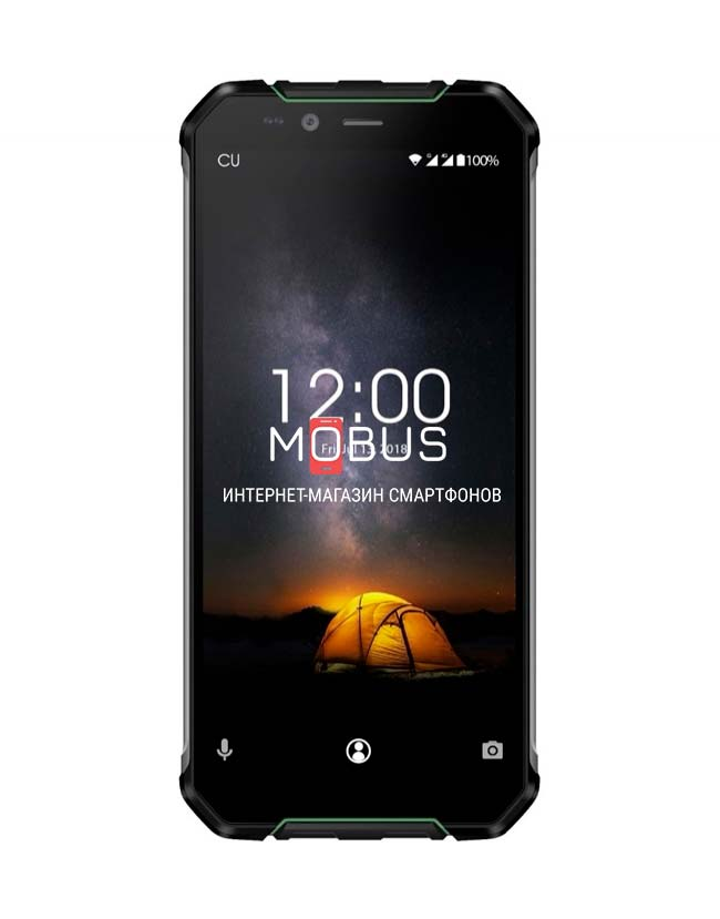 Oukitel wp1 IP68 Green
