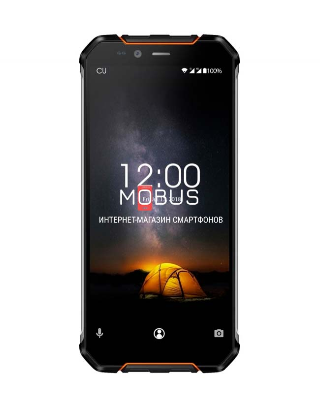 Oukitel wp1 IP68 Orange