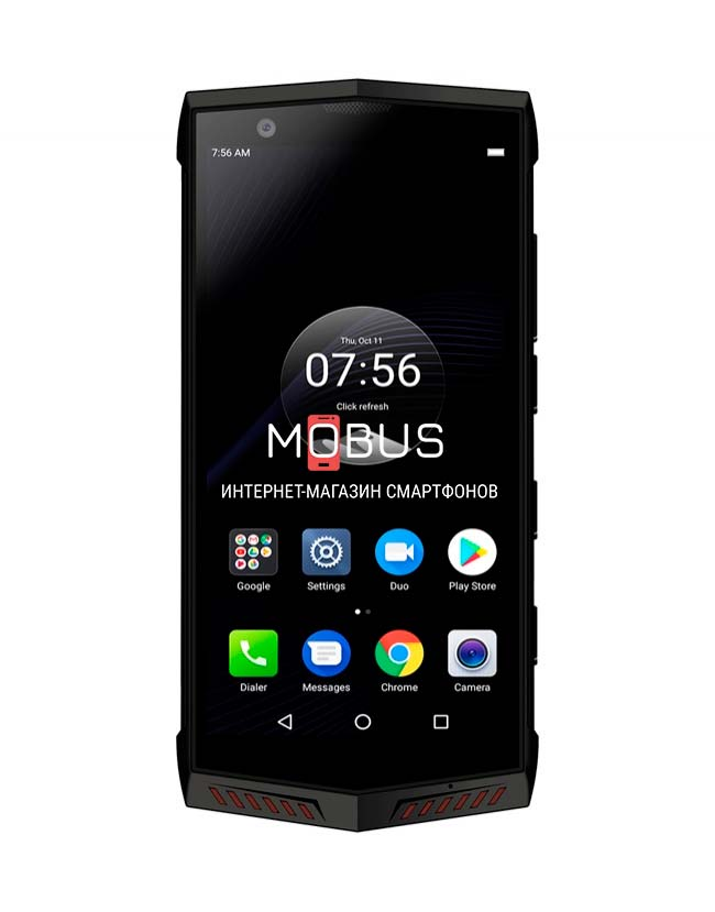Poptel P60 6/128GB IP68 Red